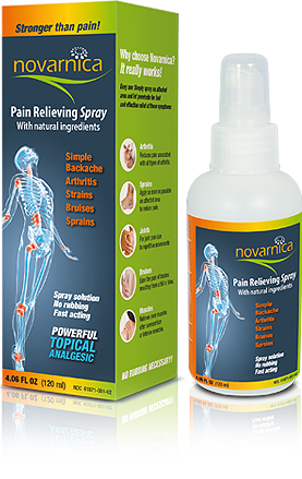 Novarnica Pain Relieving Spray-Product-En