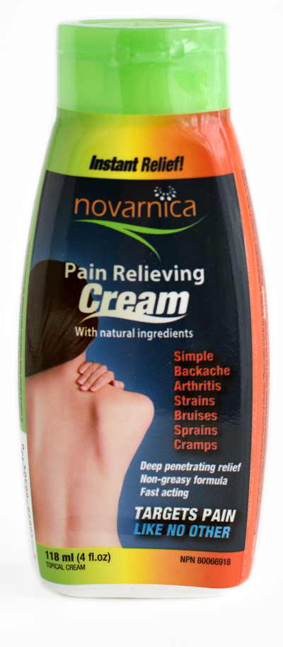 Pain relief cream crop