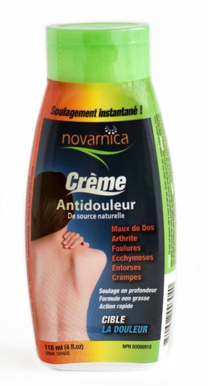 Novarnica Creme Antidouleur