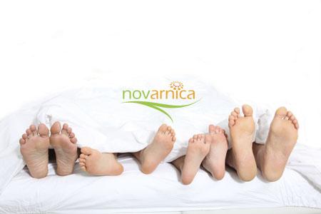 Novarnica foot