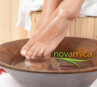 Novarnica Foot care tip